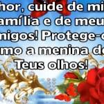Oração por cuidado e proteção
