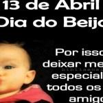 13 de Abril – Dia do Beijo