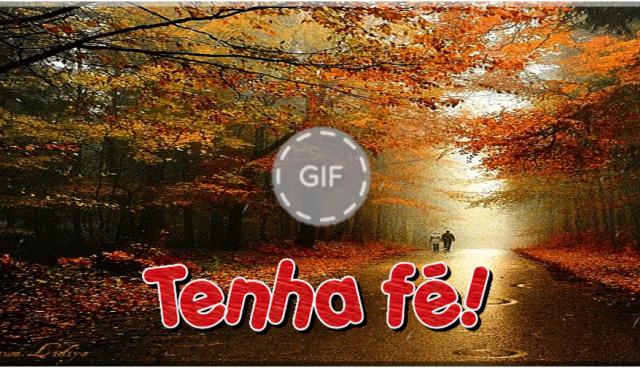 Tenha Fé!