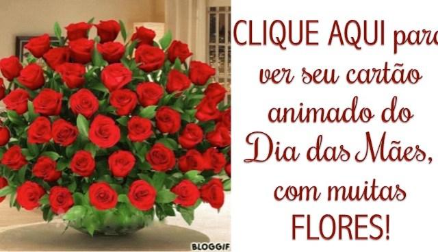 Flores para você, MAMÃE!