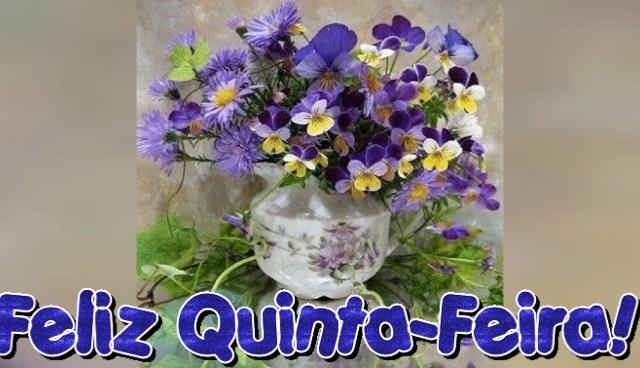 Feliz Quinta-Feira!