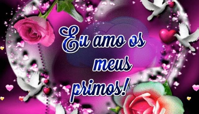 Amo Meus Primos!