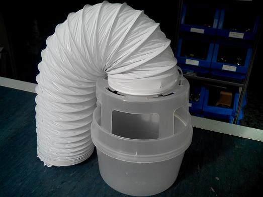 El cajn de condensacin para secadoras de evaporacin