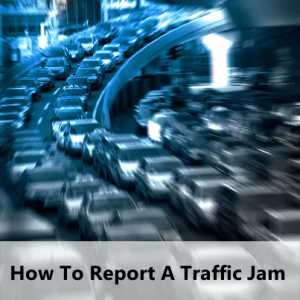 Traffic Jam? I'm Stuck App Could Improve America's Infrastructure