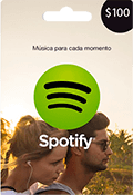 pin electronico spotify