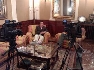 Entrevistas y reportajes