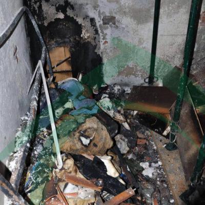 detalle-del-estado-de-la-habitacion-tras-el-incendio