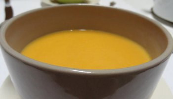 Sopa de Cenoura e Batata
