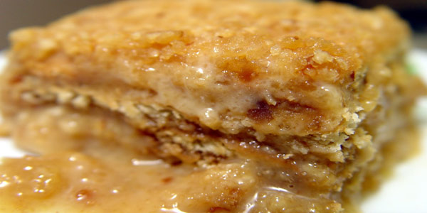 Como fazer Pavê de Amendoim com doce de leite: Receita Fácil