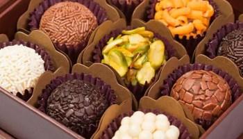 Brigadeiros gourmet: lindos e saborosos