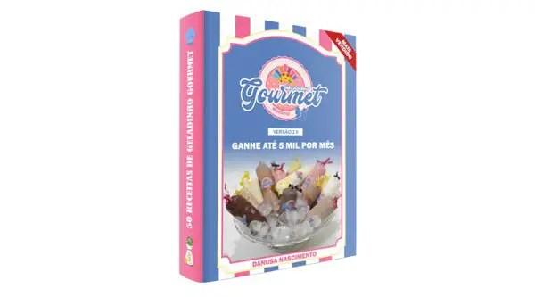 E-book: 50 receitas de geladinho gourmet