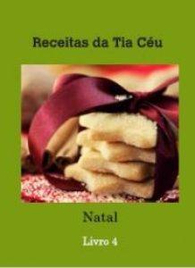 Livro4 Receba os livros de cozinha das Receitas da Tia Céu