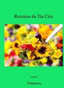 Livro5 Receba os livros de cozinha das Receitas da Tia Céu