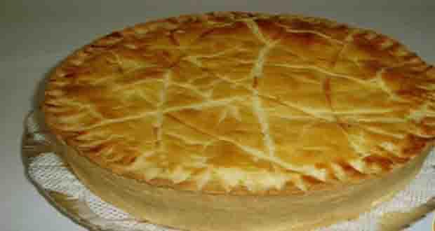 Receita de Torta sabor de quero mais - Receita de Bolo de laranja e iogurte