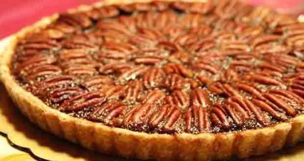 Deliciosa Torta de Nozes Pecan