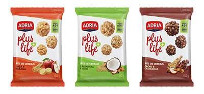 Adria Plus Life A Nova Linha de Biscoitos Integrais 1 - Adria Plus Life: A Nova Linha de Biscoitos Integrais