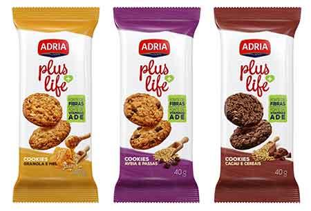 Adria Plus Life A Nova Linha de Biscoitos Integrais 2 - Adria Plus Life: A Nova Linha de Biscoitos Integrais