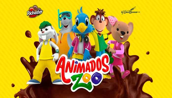 Já Curtiu a Nova Campanha de Animados Zoo? Assista o filme que dá vida aos personagens!