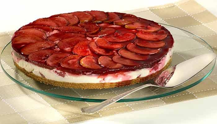 Como Fazer Torta Maçã do Amor