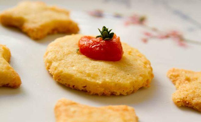 Como fazer Biscoito Amanteigado de Gorgonzola