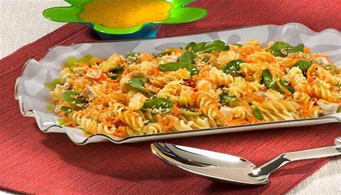 Como fazer Salada Oriental