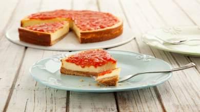 Como fazer Cheesecake de Goiabada com Creme de Queijo Minas