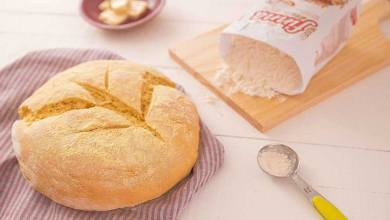Receita Deliciosa de Pão de Milho