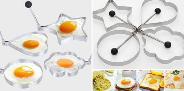 Gadgets de cozinha - molde-para-ovos