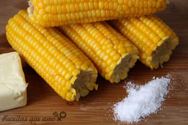 Como cozinhar milho verde