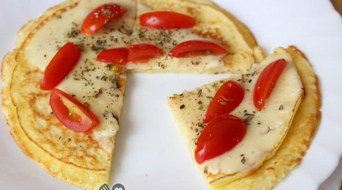 Como fazer crepioca de queijo
