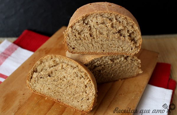 Como fazer pão integral caseiro