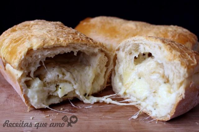 Pão de 4 queijos