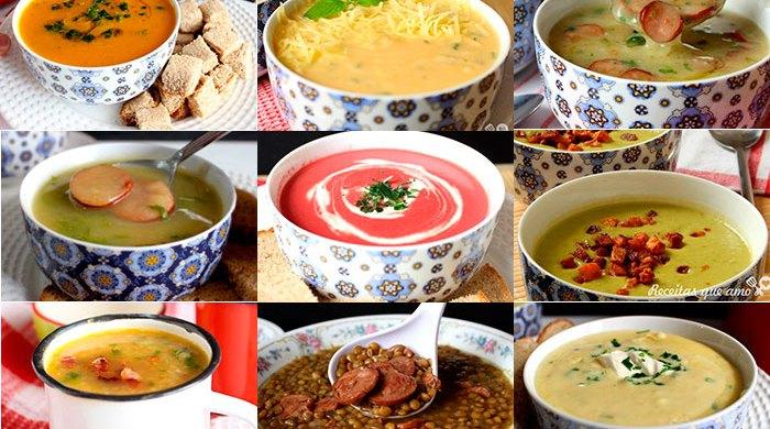 9 sopas e caldos para te aquecer no inverno