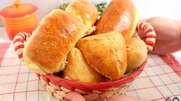 Faça pães, esfihas e até pizza com essa massa