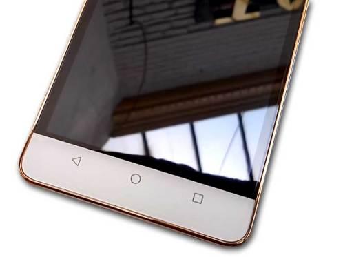 Huawei G Play Mini - tasti funzione soft touch