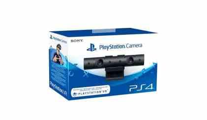 Playstation Camera, arriva la seconda versione più compatta