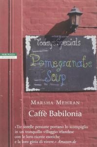 Coffee Babylon Marsha Mehran