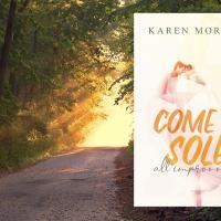 COME IL SOLE ALL' IMPROVVISO - KAREN MORGAN, RECENSIONE COVER REVEAL