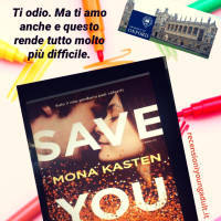 SAVE YOU - MONA KASTEN, RECENSIONE