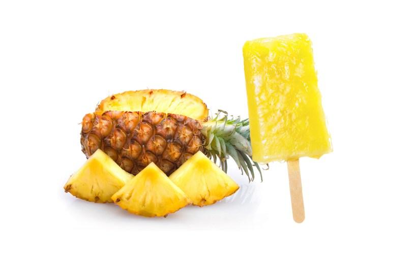 Ananas-Waterijs-recept