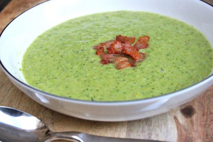 broccolisoep-met-spekjes