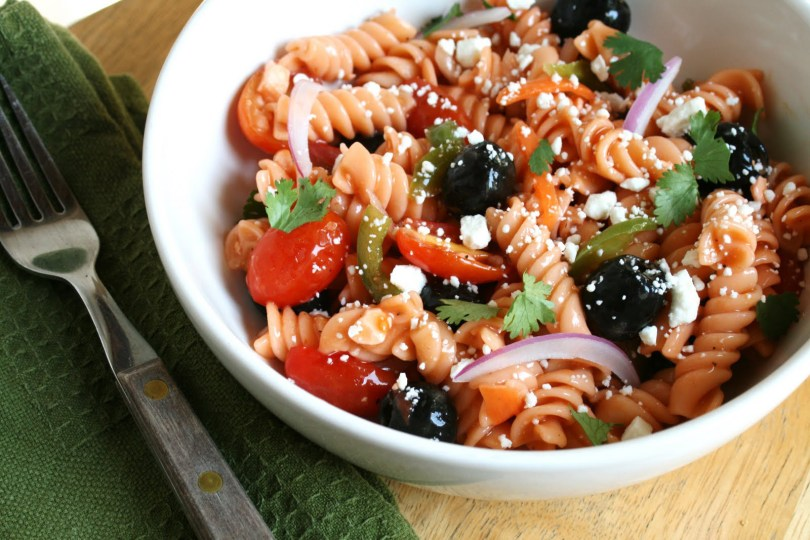 zomerse-pastasalade