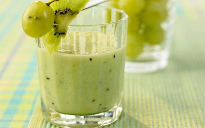 kiwi-druiven-smoothie