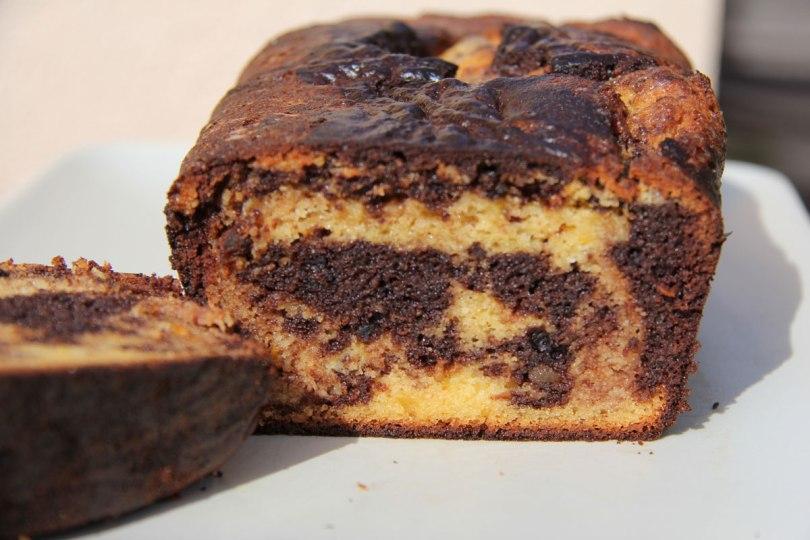 sinaasappel-chocolade-cake