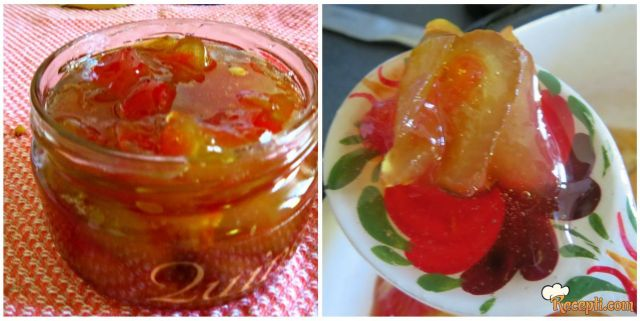 Rezultat slika za slatko od lubenice