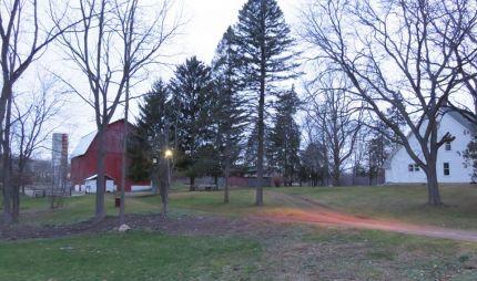 Old Indian Creek Farm In Olivet Michigan