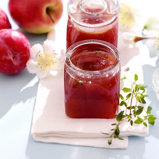 Äpple & plommonmarmelad