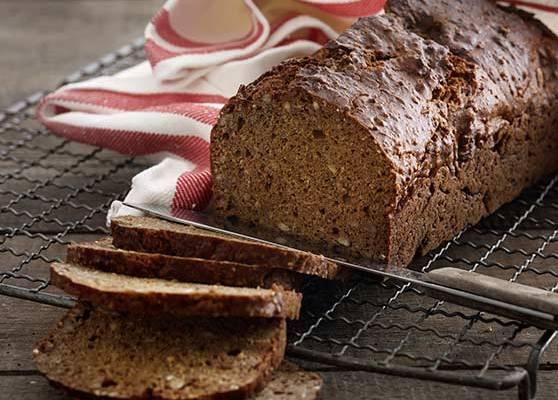 Rågbröd med muscovadosirap