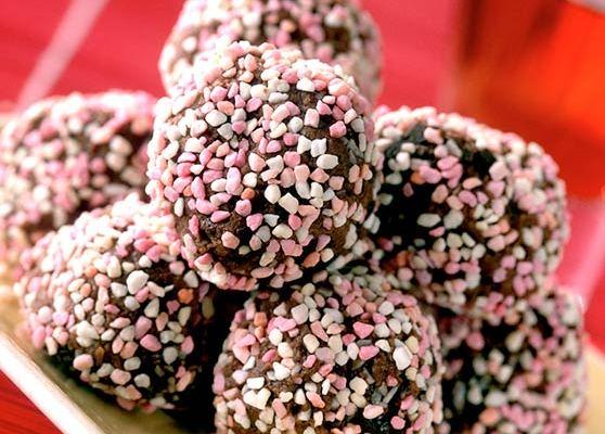 Chokladbollar glutenintolerans