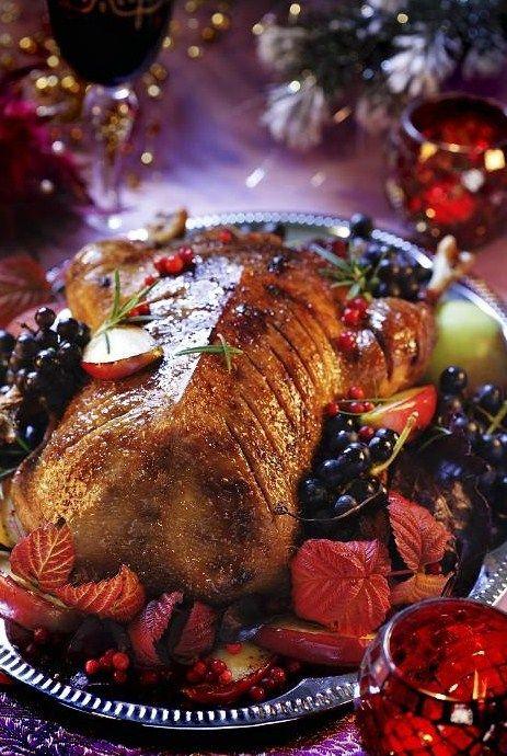 Блюда на новогоднем столе